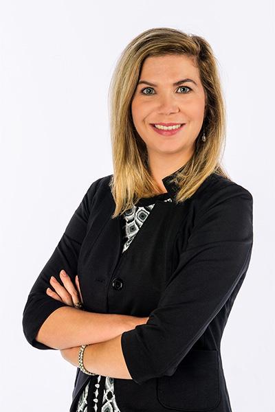 Stéphanie Poulin, conseillère en réorganisation financière chez Pierre Roy & Associés